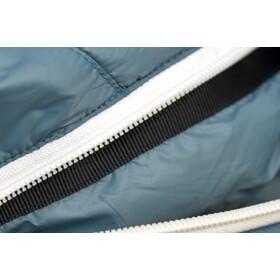 Grüezi-Bag Biopod Down Hybrid Ice Cold 190 Sac de couchage, platin grey